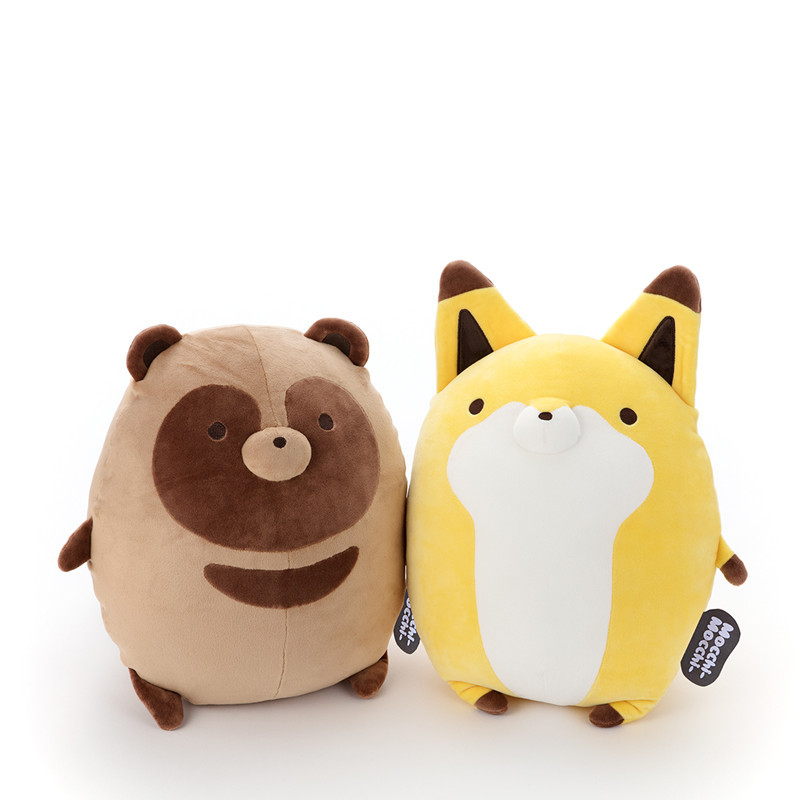 5a1b132df23 1pc 40cm cute palm Civet cats plush doll small fox pillow pig toys for  children kidz