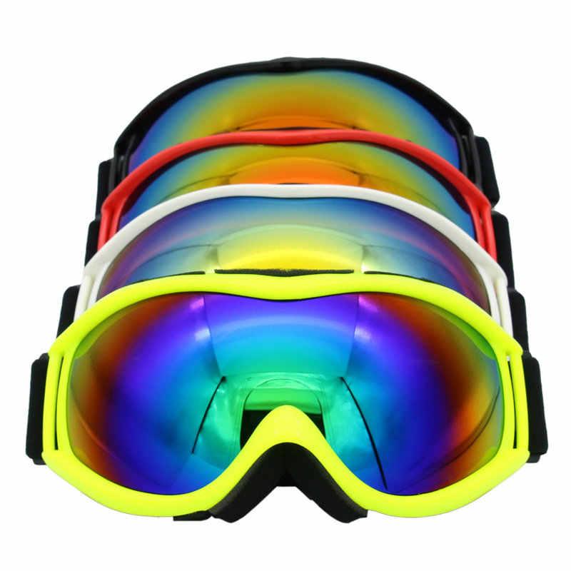 FDBRO New Ski Goggles UV400 Anti-fog Ski Mask Double Layers Sunglass Skiing Men Women Snow Snowboard Goggles Free Shipping