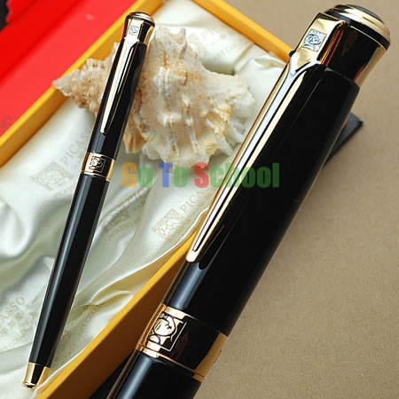 PICASSO 903 BLACK DREAM SERIES FOUNTAIN PEN FINE NIB WITH ORIGINAL BOX italic nib art fountain pen arabic calligraphy black pen line width 1 1mm to 3 0mm