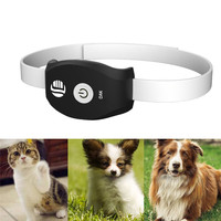 PET Realtime GPS GSM Tracker System For Cats Dogs FREE APP For Mobile Dog Cat Factory