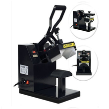 warmth switch machnine for caps warmth press machine for caps ST 2815