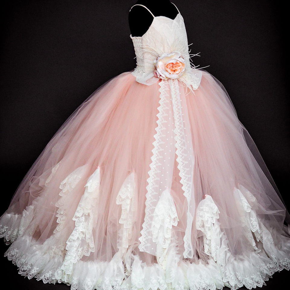 Promoción de Sweetheart Vestidos De Las Muchachas - Compra ...
