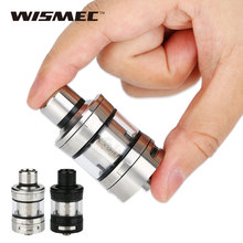 Original Wismec Elabo Mini Tank 2ml with WS01 Triple Coil 0.2ohm Elabo Mini Atomizer FIT SINUOUS P80 MOD Electronic Cigarette