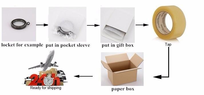 packaging locket