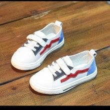 Новая весенне-Осенняя детская обувь, Детская текстильная обувь, кроссовки для маленьких мальчиков, детская повседневная обувь для девочек