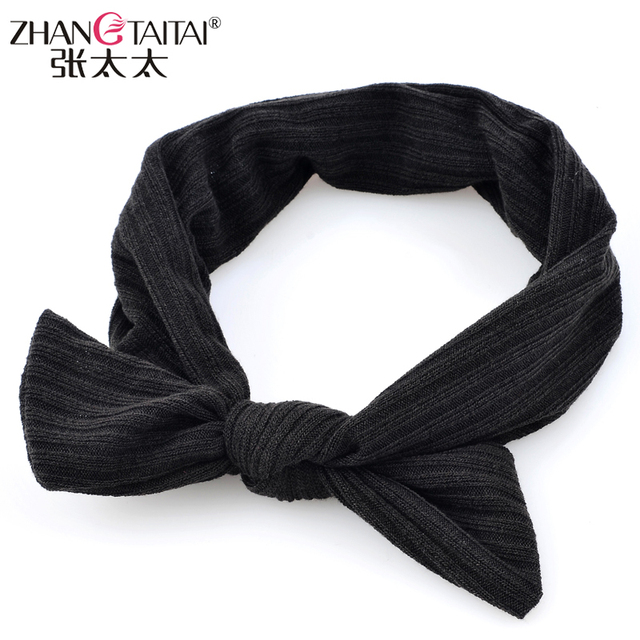 US $24 95 |Mrs  Zhang Han Fantoushi Product Avoid Freight Super Bow Band  Hairpin Front Chuck Hoop Hair Decorate C 077-in Links, Rings & Tubes from