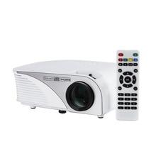 Portable Mini LED Projector Home Multimedia Cinema Movie Games Theater Proyector LCD Wifi HDMI/AV/VGA//USB 1200 lm 1500: 1