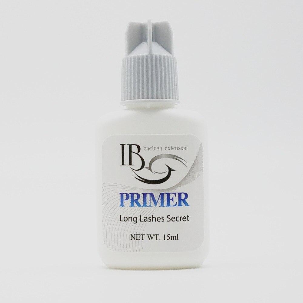 المهنية 10 زجاجات I رموش تجميل التمديد التمهيدي الفردية لاش تطبيق Microblading إعداد لاش التمهيدي 15 مللي-في لاصق الرموش من الجمال والصحة على  مجموعة 1