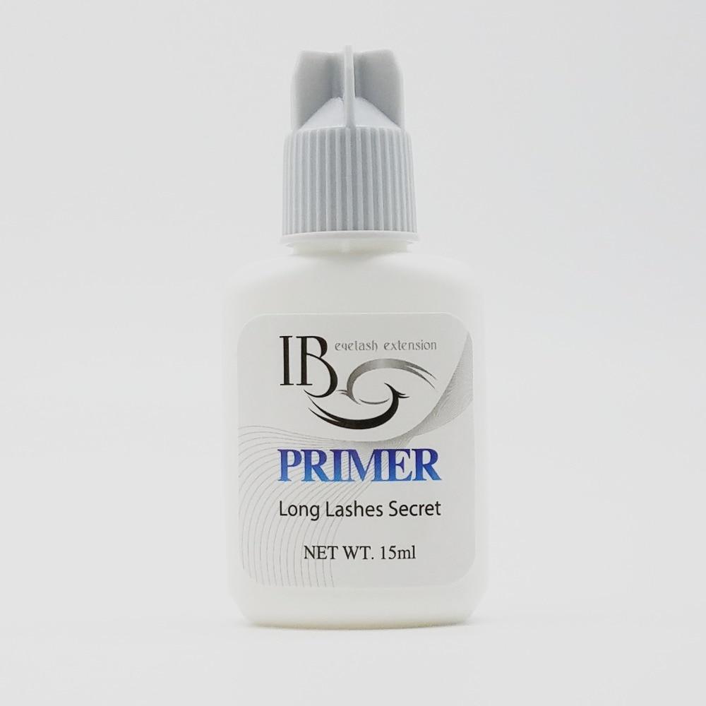Profesional 10 botellas I belleza extensión de pestañas Primer aplicación de pestañas Individual Microblading preparación pestañas Primer 15 ml-in Pegamento de pestañas from Belleza y salud    1