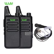 Портативной Рации Пара Рация WLN UHF 400-470 МГц Мини КВ Трансивер Двухстороннее Радио Коммуникатор Для Охоты Радио В москва