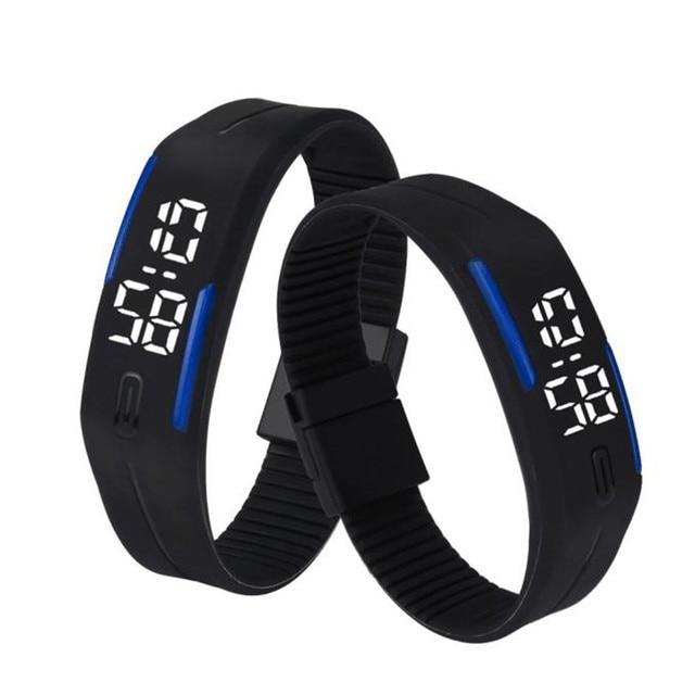39cdf822f6b Marca SUSENSTONE Digital LED Mens Relógio Militar Homens Esportes Relógios  Pulseira de Relógio de Pulso Barato