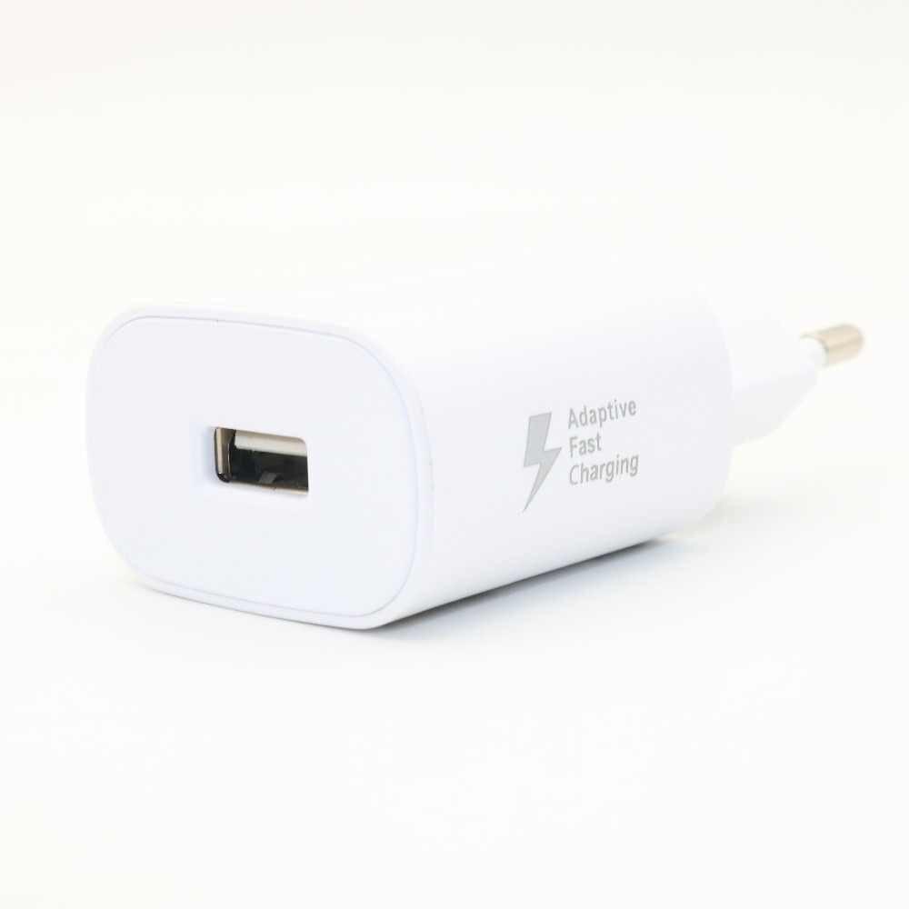 الأصلي سامسونج التكيف سريع شاحن USB السريع محول 1.2/1.5 M نوع C كابل ل GalaxyS10 S8 s9 plus ملاحظة 7 8 9 A3 A5 A7 2017
