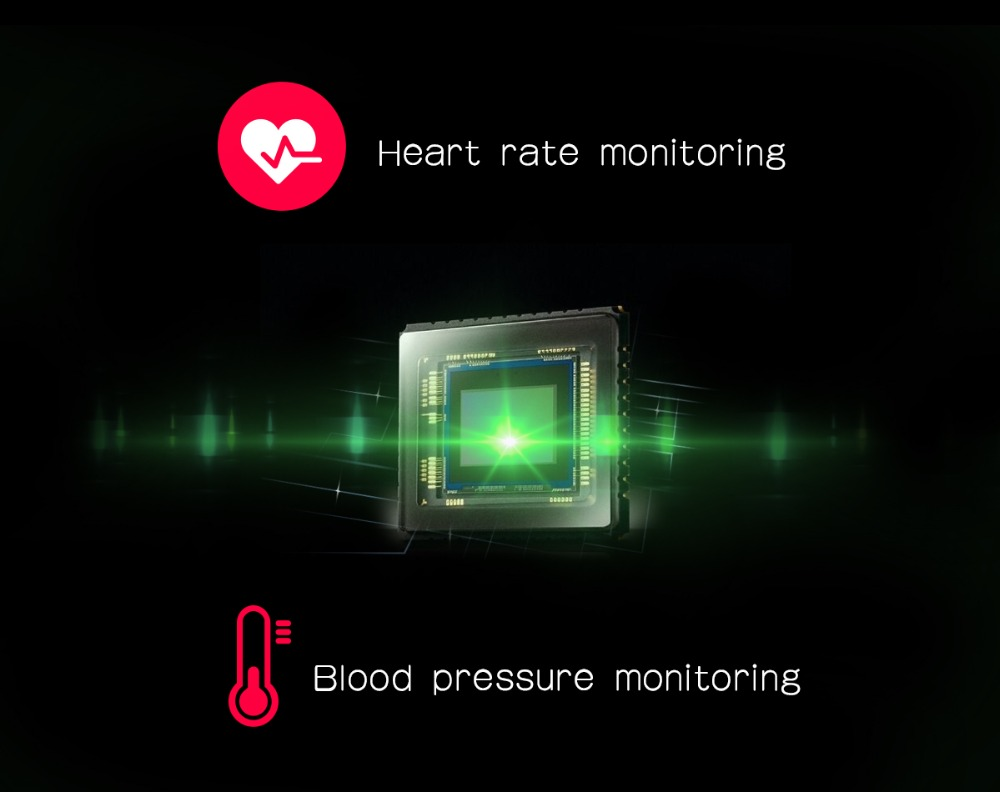 B07 Smart Watch Heart Rate