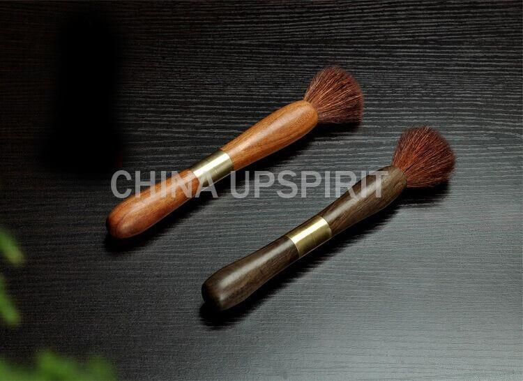 Чайные наборы из натурального дерева, кисточки, кунг-фу, чайный горшок, чайный поднос, чистящие инструменты из нержавеющей стали, чайные ножи, иголки, аксессуары для шитья, два в одном