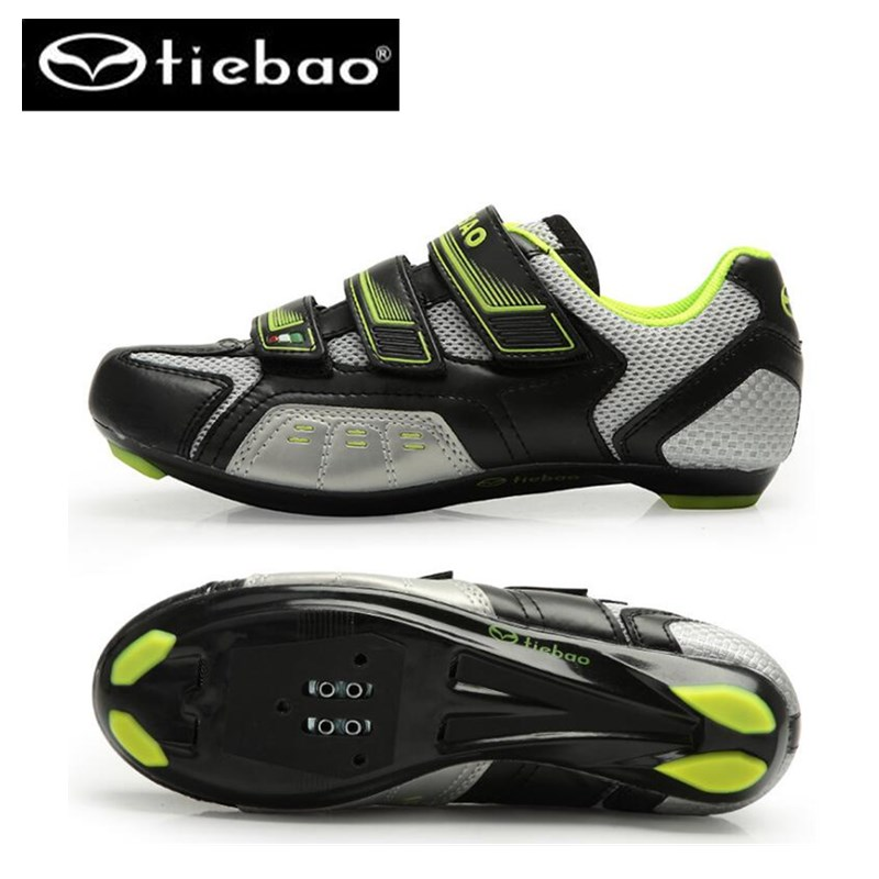 ФОТО  zapatillas ciclismo carretera Tiebao for women & men off road chaussure velo route  bicycle shoes athletic rubber bands