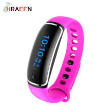 M4 Smart Band Heart Rate Blood Pressure Monitor Health Sport watch Bracelet Wristband For IOS Android PK xiaomi mi band 2 band2