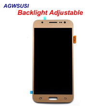 Adjustable For Samsung GALAXY J5 J500 J500F J500FN J500M J500H 2015 Touch Screen Digitizer Sensor + LCD Display Monitor Assembly(China)