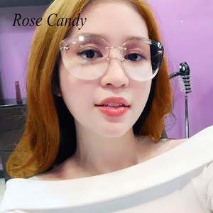 424dfd549d80 ROSE CANDY Cat Eye Women Sunglasses Sun Glasses Female