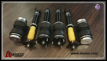 AIRMEXT FOR Skyline V35 (01~07)/updated Air suspension kit/coilover+air spring assembly/Auto parts/chasis/ air spring/pneumatic