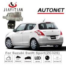 Jiayitian заднего вида Камера для Suzuki Swift Sport (zc32s) 2014 ~ 2016 CCD Ночное видение/заднего вида/Номерные знаки для мотоциклов Камера