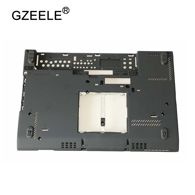 купить GZEELE New for Thinkpad for Lenovo X230 x230i Bottom Base Cover Case lower case lcd top cover 04Y2086 black по цене 1975.33 рублей