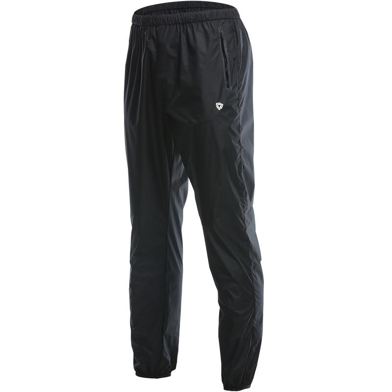 Men Hot Sharpers Sweat Pants Body Sharper Weight Lose Fat Burn Slimming Pants Running Workout GYM