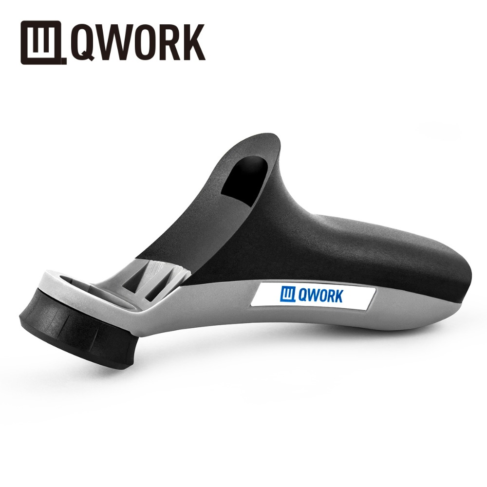 QWORK Rotary Tool Handle A577 Detailers Grip Attachment For Dremel Model 4000,400,398,395,300,285,275,200,100,8200,800 & Others