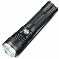 1000 Lumens 10W LED Flashlight CREE XML L2 U2 Higher Power 18650 Rechargeable Walking Camping Cycling Torchlight USB Charger