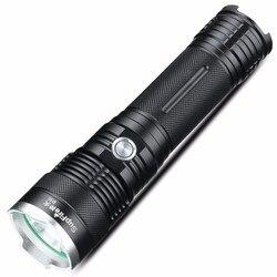 1000 lumenów 10W LED latarka CREE XML-L2 U2 wyższa moc 18650 akumulator Walking Camping jazda na rowerze Torchlight USB ładowarka