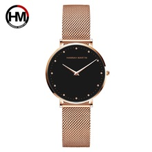 Fashion Women Watch 2019 Top Brand Luxury Rose Gold Japan Quartz Stainless Steel Waterproof Wrist watches relogio feminino xfcs dom women watches luxury brand quartz wrist watch fashion casual gold stainless steel style waterproof relogio feminino g 1019