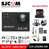 Original SJCAM Sj6 Legend AIR Wifi Action Camera 4K 14MP 2 0 Touch Screen 30M Waterproof