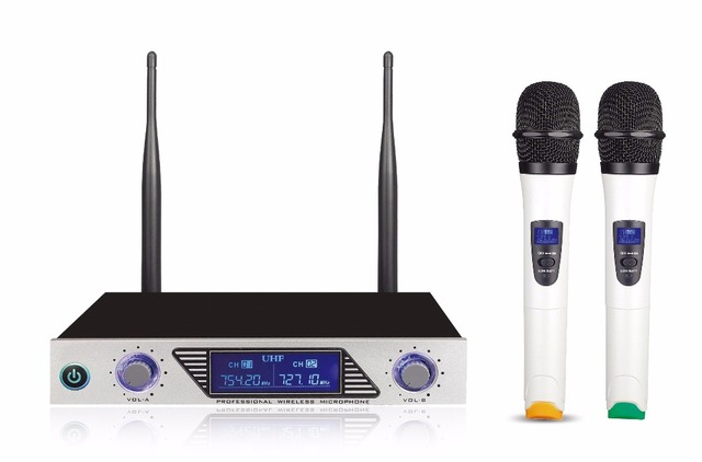 hot sale professional wireless microphone, wireless mic system and high quality r & v300 wireless microphone