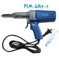 PIM SA3 5 220V Electric Riveter Gun/hitter Blind Riveting Tool gun 7000N 23 mm