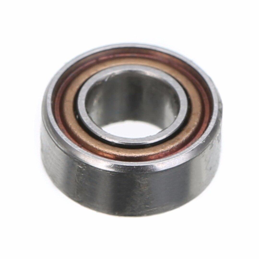 10 PCS MR63ZZ Ball Bearing Mayitr Brand New Miniature Deep groove Ball Bearings 3mm*6mm*2.5mm High Precision Roller Bearings tv0630 tv0630vv v groove pulley ball bearings 6 30 8 mm track guide roller bearing