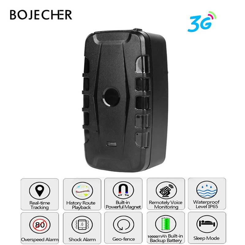 3G voiture GPS Tracker LK209C 20000 mAh GPRS GSM localisateur aimants véhicule Tracker 240 jours veille étanche alarme de moniteur vocal