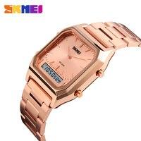 Men Digital Sport Watches Fashion Led Display Wristwatches Chronograph Back Light Water Resistant Quartz Watch Men reloj hombre