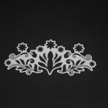 AZSG FLOWER beautiful Cutting Dies For DIY Scrapbooking Decoretive Embossing Decoative Cards Die Cutter
