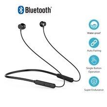 Rushers Bluetooth Беспроводной стерео Спорт Водонепроницаемый наушники-вкладыши для Iphone, samsung Andriod смартфон мобильного телефона