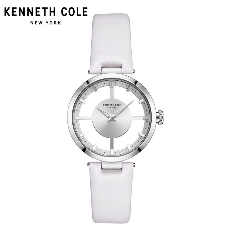 KENNETH COLE VROUWENHORLOGE KC2609 FASHION SIMPLE ELEGANT WHITE - Dameshorloges - Foto 2