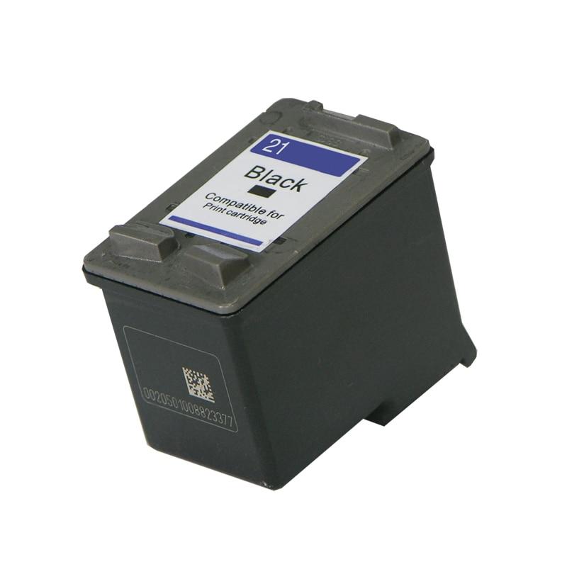 CNLINKCLR Ink Cartridge 21 22 XL Replacement for HP 21 22 21XL 22XL Deskjet F2180 F2280 F4180 F380 380 Printer 2x compatible ink cartridge for hp 21 22 21xl 22xl f2240 d1455 c9351a c9352a f380 f2100 f2280 f4100 f4180 f370