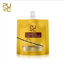 PURC Purifying Shampoo Hair Care Repair and Straightening Damage Hair Deep Cleansing Hair Purifying Shampoo