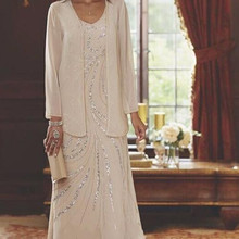 Elegant Ankle Length Mother Of The Bride Dresses