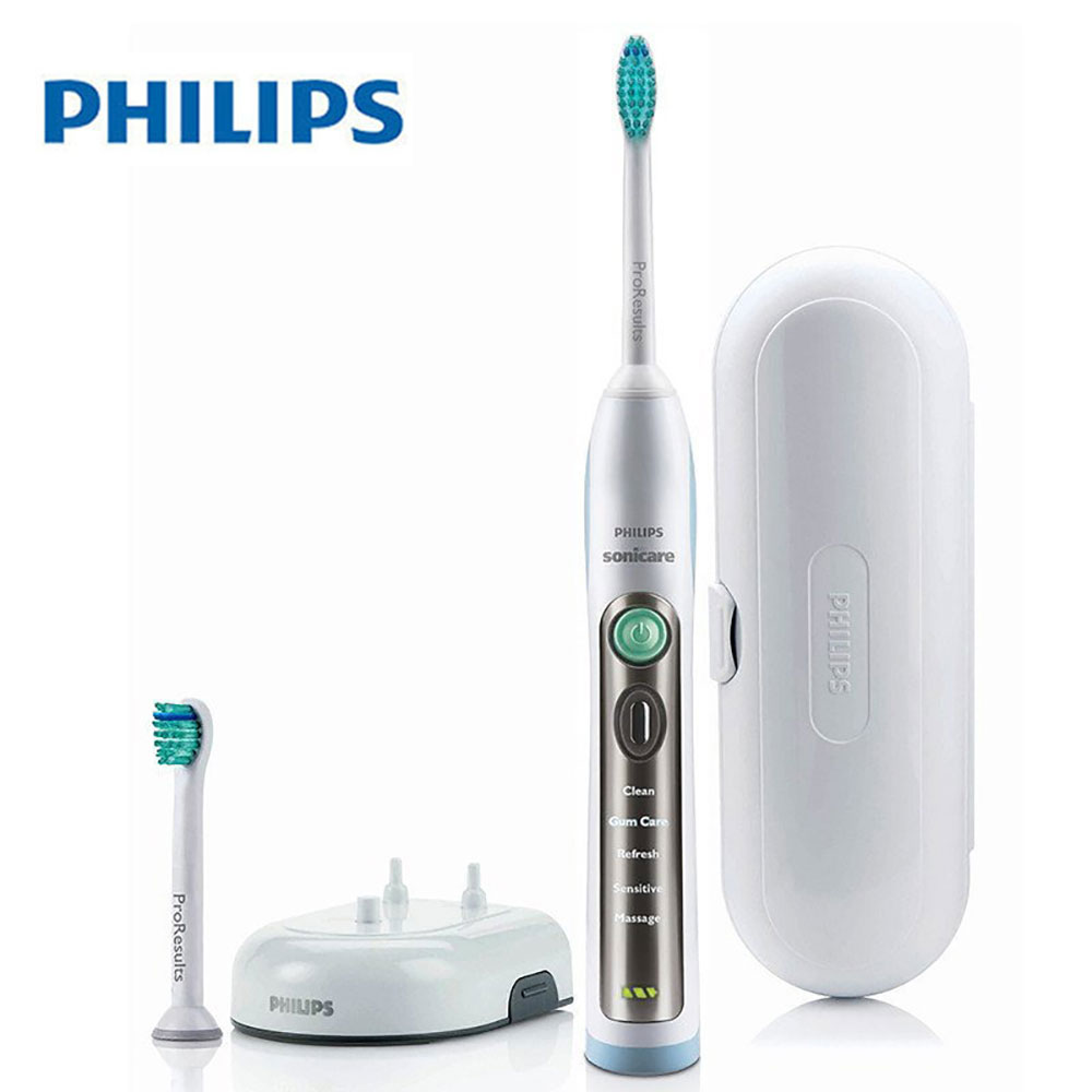 Philips Sonicare rechargeable electric toothbrush HX6921 for men and women up to 3 weeks intelligent white teeth 4 brushing mode цена и фото