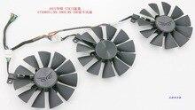 New Original for ASUS STRIX Raptor GTX980Ti/R9 390X/R9 390 graphics card cooling fan