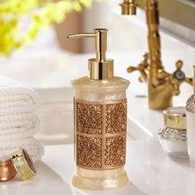 Дворцовая благородная бутылочка для эмульсии лосьона Ванная комната Кухня креативный дозатор жидкого мыла домашний ручной пресс дезинфицирующее средство контейнер