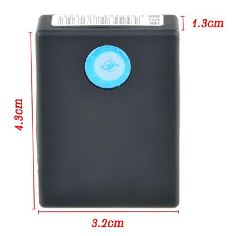 New Arrival X005 Mini GSM / GPRS / SMS Car Vehicle Motorcycle Personal Tracker