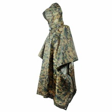 Unisex Multifunction Impermeable Nylon Fishing Raincoat