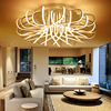 Surface Mounting Ceiling Light Fixture To The Bedroom Living Room Ceiling Light Ultrathin Lamp House Acrylic