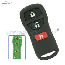 ФОТО Altima remote fob KBRASTU15 3button 315Mhz for Nissan