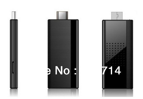 MK802 III Dual Core RK3066 1.6GHz A9 8GB Android 4.1 Mini PC Google TV Box free shipping wholesale # 160003